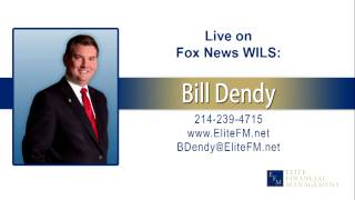 Bill Dendy: FED Not Raising Interest Rates