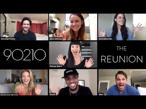 90210 REUNION... THE GANG IS BACK TOGETHER! | Shenae Grimes Beech