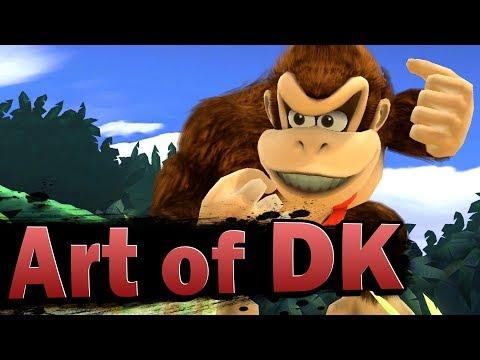 Smash 4: Art of Donkey Kong