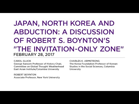 Global Humanities Series: Japan, North Korea and Abduction