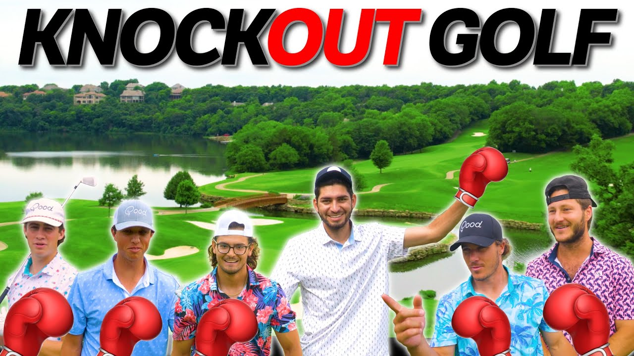 Intense Kansas City Knockout Golf Challenge | Good Good