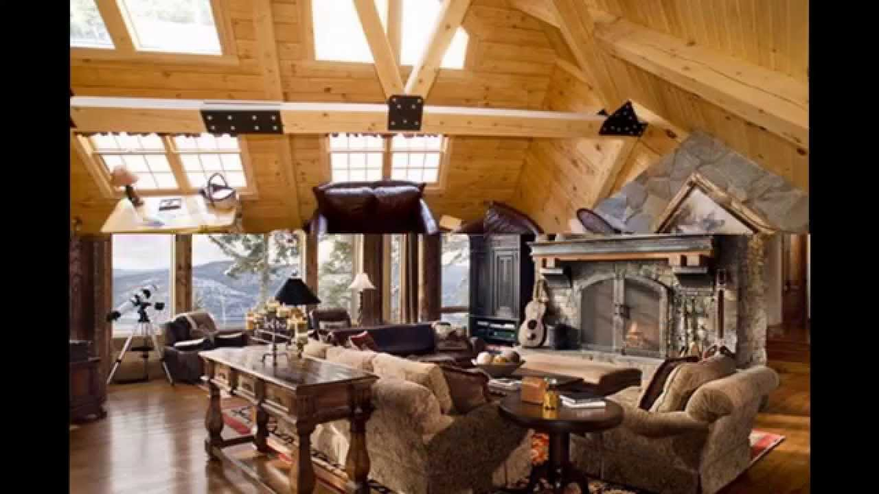rustic style lodge decor - Lodge Decor