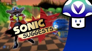 """[Vinesauce] Vinny - """"Sonic Suggests"""" by 3DI70R"""