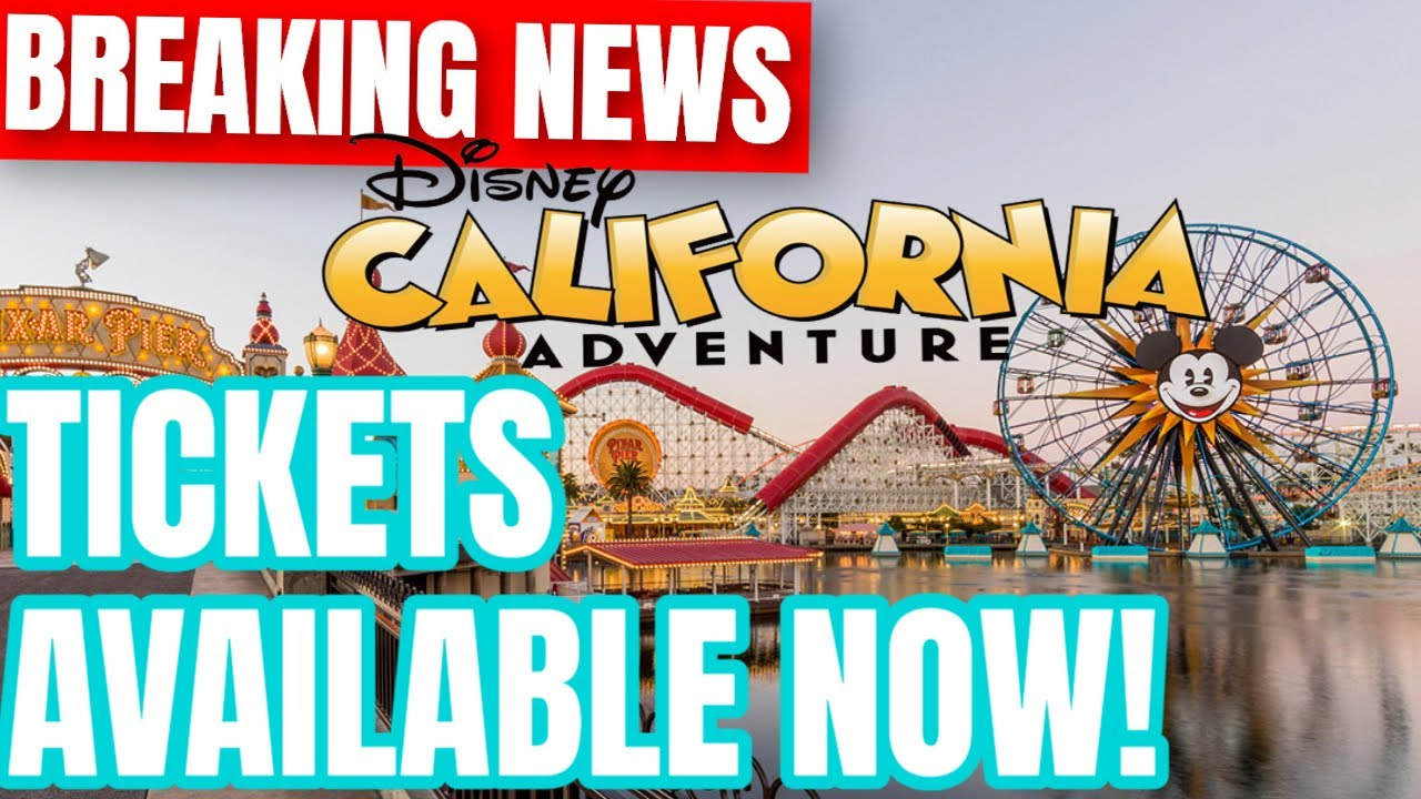 California Adventure event tickets now on sale: Here's the latest ...