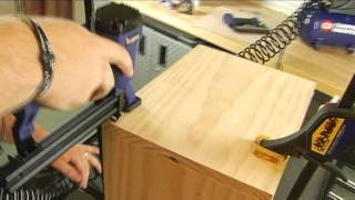 Woodworking Basics - Build A Wood Cube