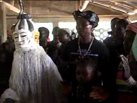 VISIT TO KASSEH CHIEFDOM - 2013 - PART 2