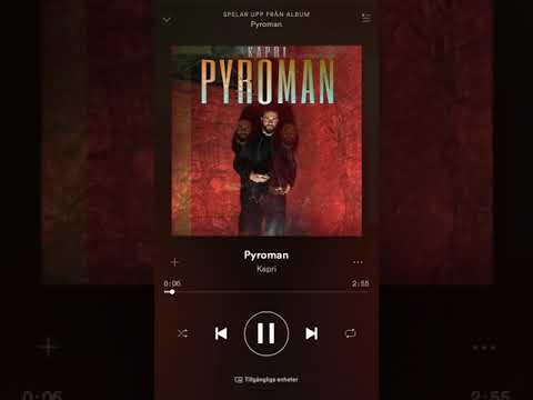 Kapri - Pyroman (audio)
