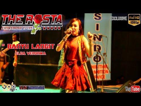 BANYU LANGIT - ELDA VERONICA - THE ROSTA LIVE MRICAN KEDIRI