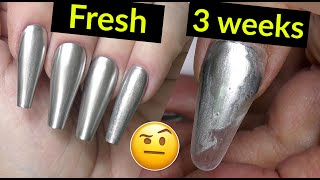 DIY Gel Nails with Après DUPE | Makartt Press on Tips