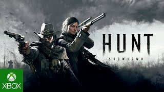 Hunt: Showdown Console Launch trailer