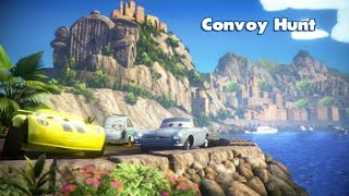 Cars - Convoy Hunt - Rush: A Disney Pixar Adventure