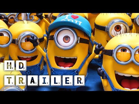 Despicable Me 3 Full HD Trailer 20 min Extended Version
