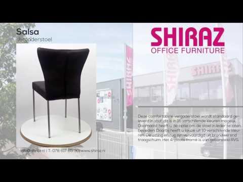 365º view   Vergaderstoel Salsa   Shiraz Office Furniture