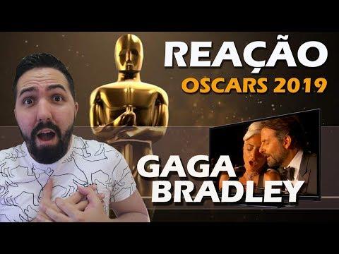 REACT  LADY GAGA & BRADLEY COOPER - SHALLOW OSCARS 2019 PERFORMANCE