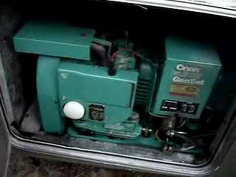 rv generator wiring diagram 6 5 onan    generator    youtube  6 5 onan    generator    youtube