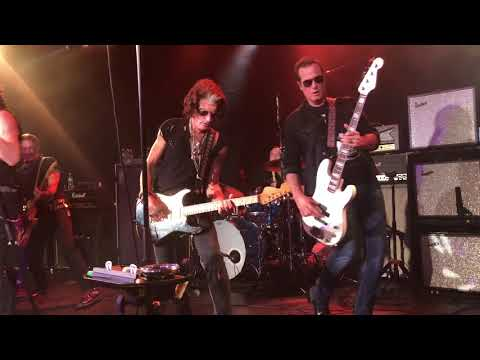 Joe Perry & Friends: Train Kept A Rollin' (w/Slash and Johnny Depp), Live at The Roxy, Jan-16, 2018