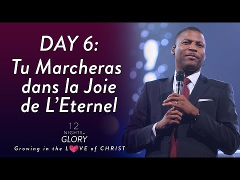 Pasteur Gregory Toussaint | 12 Nights of Glory  (Day 6) | TG