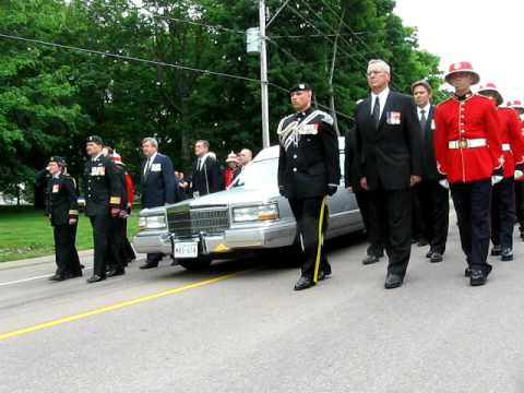 NEW BRUNSWICK FIRST STATE FUNERAL FOR ROMEO LEBLANC!