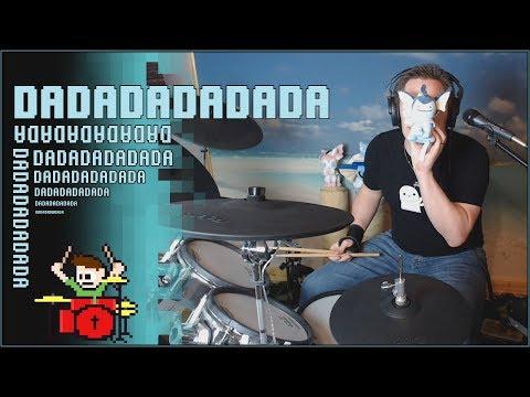 DADADADADADADADADADA On Drums! -- The8BitDrummer