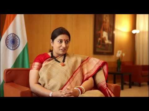 Indian Minister of Textile on crafts, ICH and sustainable development