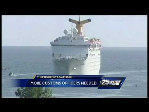 More custom agents needed at Port of Palm Beach