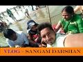 Sangam City Allahabad - Magh Mela 2017 Travel - Bajaj Avenger 150 Street
