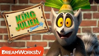 Tongue Twisters | KING JULIEN STAND UP