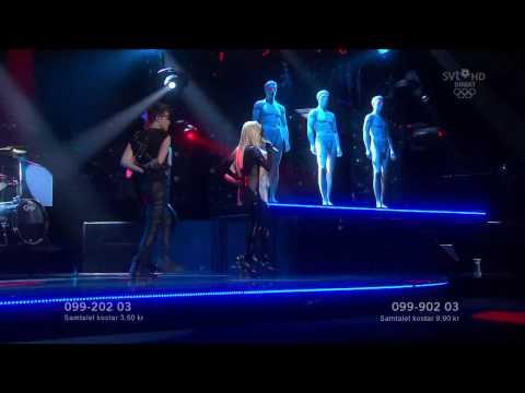 3. Elin Lanto - Doctor Doctor (Melodifestivalen 2010 Deltävling 3) 720p HD