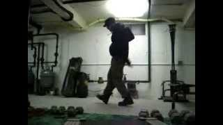 Dancing to Suicide Commando - Better off Dead (Remixed by Pierrepoint)