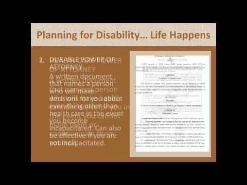 Estate Planning [Webinar Recording]