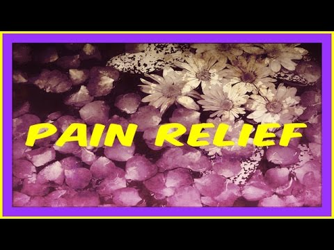 Pain Relief Guided Meditation for easing aches, pain, headaches