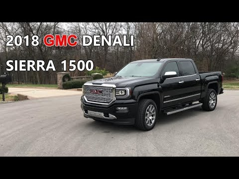 2018 GMC Denali Sierra 1500 Review, An Owners Perspective.4k