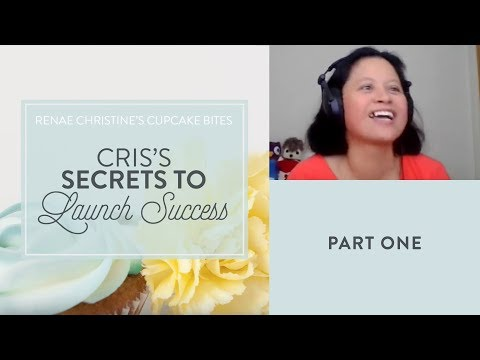 Part 1: Cris's secrets to launch success - how to start a craft business from home