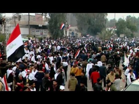 euronews (in English): Iraq: anti-government demonstrations in the streets of Baghdad | LIVE