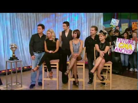 Donny Osmond wins Dancing With The Stars Season 9