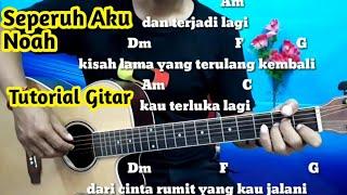 Chord Gitar Noah Separuh Aku - Tutorial Gitar By Darmawan Gitar