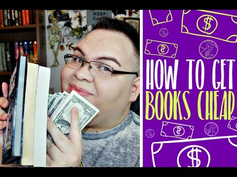 HOW TO GET BOOKS CHEAP!! 📚💸😃