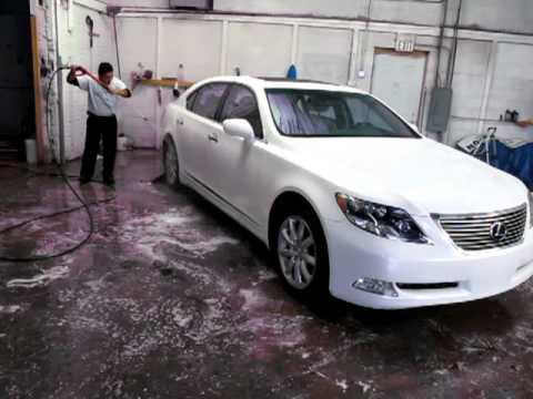 brother 39 s hand car wash mundelein il youtube. Black Bedroom Furniture Sets. Home Design Ideas