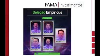 Bate Papo - Seleção Empiricus (12/11/2020)