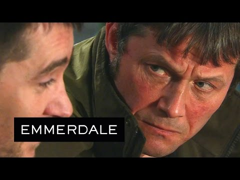 Emmerdale - Pete Reveals He Knows What Emma Did To Ross