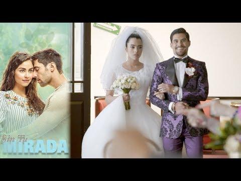 La boda de Vanessa y Edson   Sin tu mirada - Televisa
