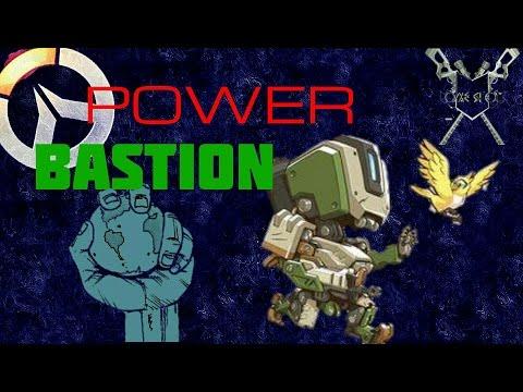 BASTION (POWER)/ overwatch