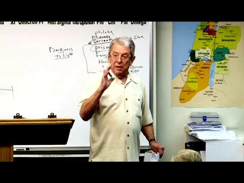 3459 Inheritance Of The Saints In Light- Predestinate Is To Predetermine The Horizon..