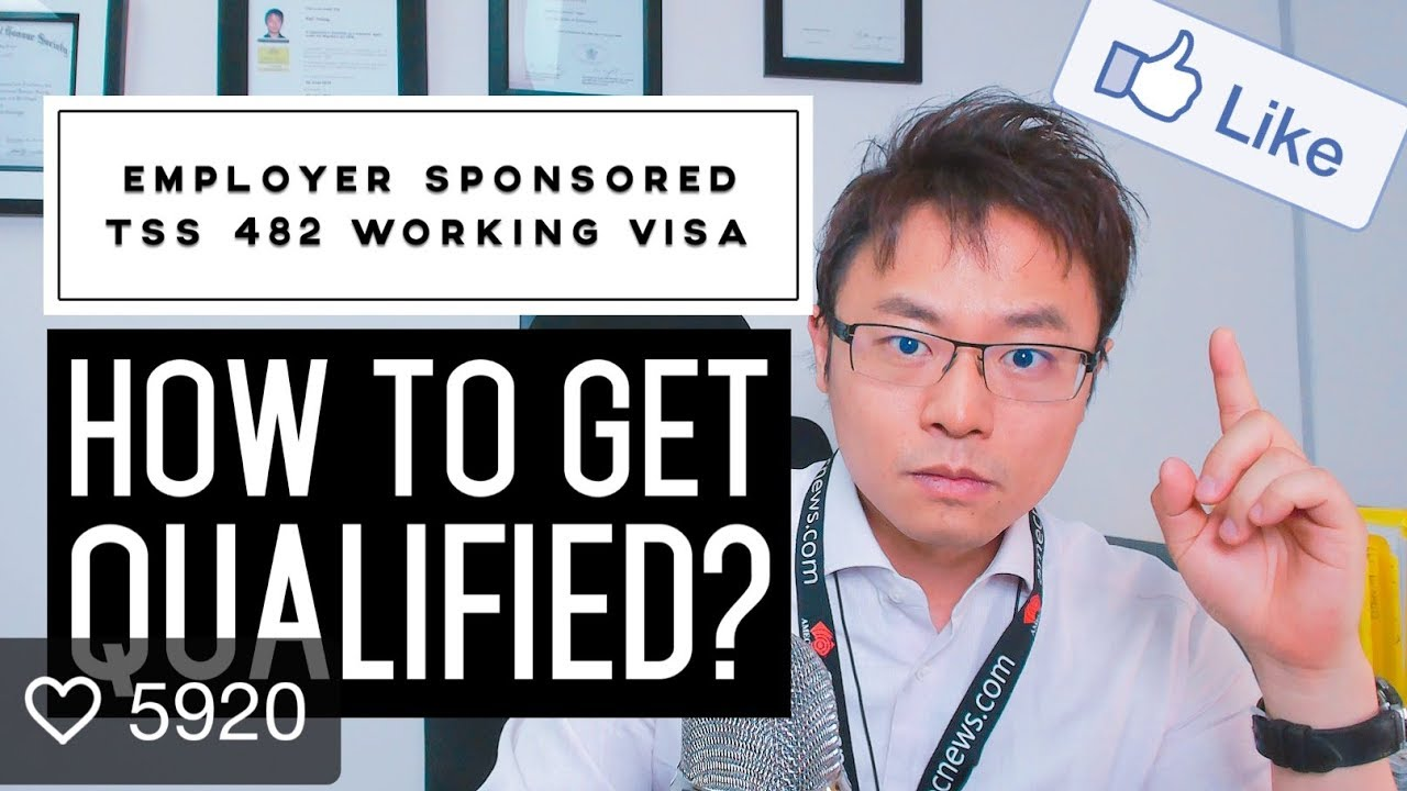 Employer Sponsored TSS 482 Working Visa Explains | AMEC