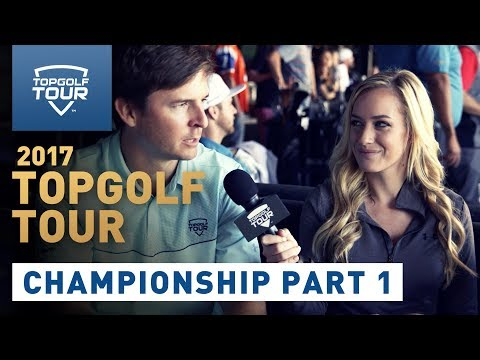 Championship Part 1 | 2017 Topgolf Tour | Topgolf