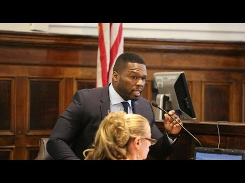 50 Cent Testifies that his Lifestyle is Fake, Cars & Jewelry RENTED & He's Worth $4.4 Million!