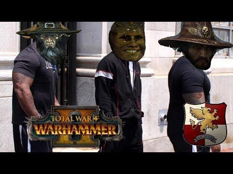 Empire vs Chaos | GELT GOONING EVOLVED : Total War Warhammer 2