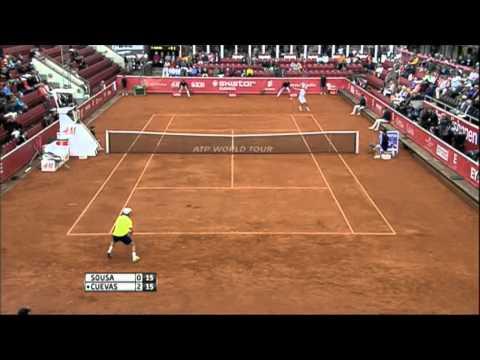 Bastad 2014 Final Highlights Cuevas Sousa