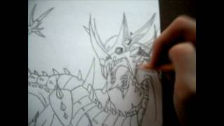 Me drawing Hydronoid