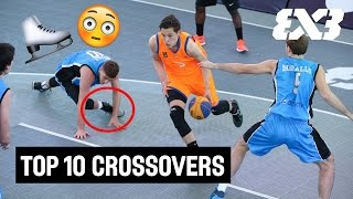 Top 10 Crossovers 2016 - FIBA 3x3 thumbnail